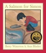 Salmon for Simon book cover